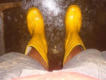 Hochwasser-start