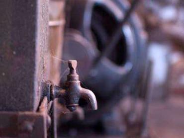 Maschinenanlage der Alten Wasserkunst Bautzen